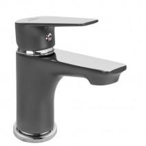 Bateria umywalkowa INVENA DOKOS grafit/chrom