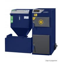 Kocioł ZĘBIEC TOPAZ 25 kW ekogroszek
