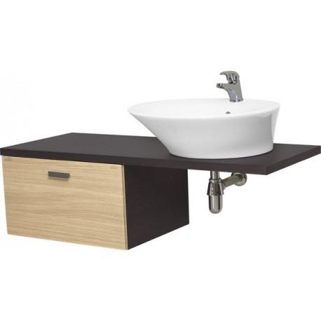 Zestaw szafka CERSANIT VENEZIA pod umywalkę + umywalka VENEZIA V 52