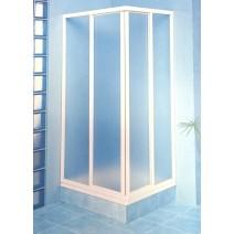 Kabina CERSANIT REXONA kwadratowa 90 szkło transparentne